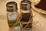 Pieprzniczka i solniczka