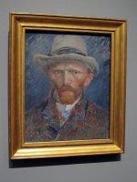 portret Van Gogha