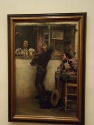 obraz w muzeum