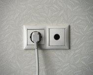 gniazdko elektryczne