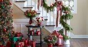 dekoracje domu na święta
