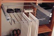 Praktyczne sposoby zagospodarowania wnętrza szafy